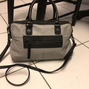 LAMB leather satchel/ handbag by Gwen Stefani